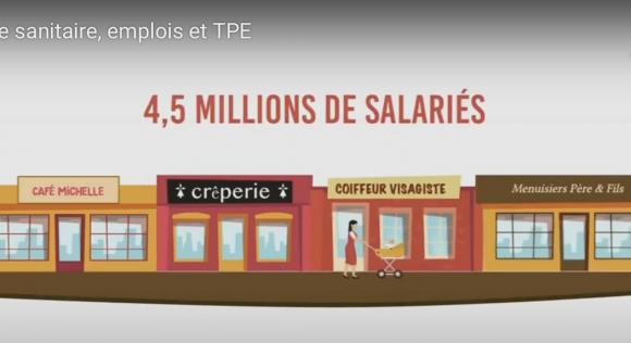 Crise sanitaire, emplois et TPE